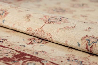 Пакистанский шерстяной ковер Ziegler Farhan BGE-RED f