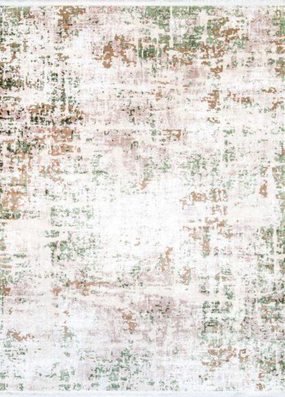 Ковер ANGORA IMPRESSIVE 8486L CREAM-GREEN 1