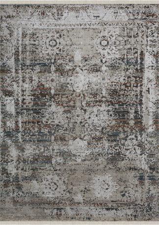 Ковер Fresco 2001A1 BLU-MLT nn