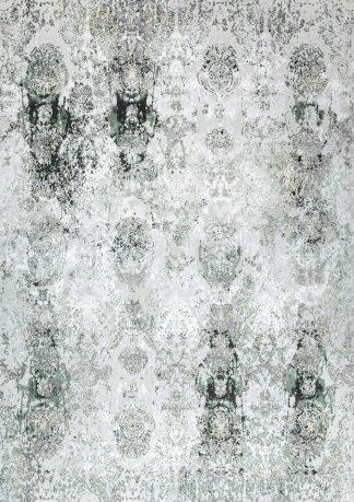 Ковер VERANO 9354L GREEN-CREAM 3